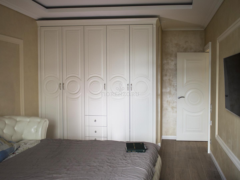 Шкаф для спальни из МДФ