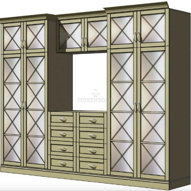 Эскизный проект шкафа