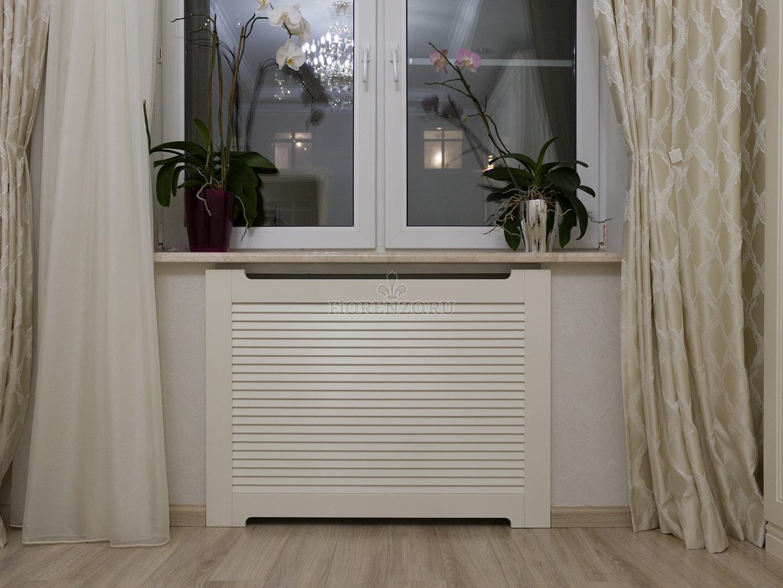 Жалюзийный радиатор отопления